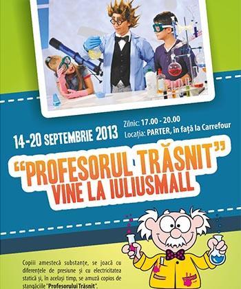 La Iulius Mall, copiii devin mici oameni de ştiinţă