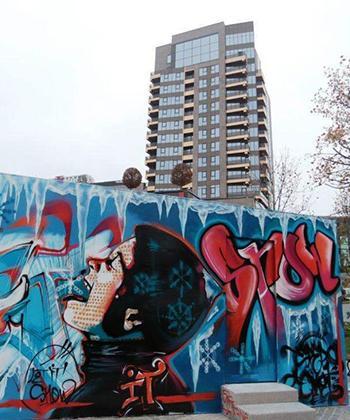 """Concursul """"Palas Urban Art"""" și-a premiat câștigătorii"""