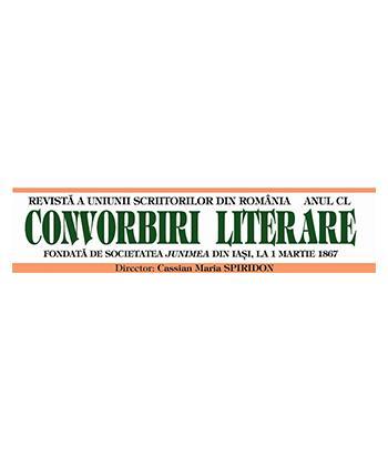 """PALAS găzduieşte lecturile publice şi acordarea Premiilor anuale ale Revistei """"Convorbiri Literare"""""""