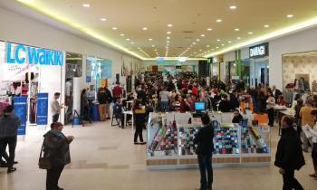 Bursa locurilor de muncă pentru absolvenți, la Iulius Mall Suceava