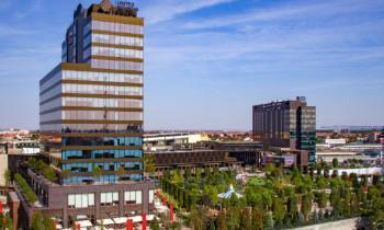 A fost inaugurat proiectul mixt Iulius Town Timişoara, investiţie totală în valoare de 442 milioane de euro