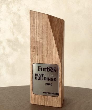 Compania IULIUS, desemnată cel mai important dezvoltator de birouri din afara Capitalei, la gala Forbes Best Office Buildings 2020