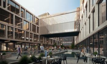 120 milioane de euro, investiție în Iași - IULIUS a început construcția Palas Campus, un amplu proiect de regenerare și dezvoltare urbană