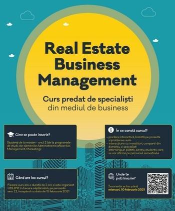 Compania IULIUS și Facultatea de Economie și Administrarea Afacerilor din Iași lansează cursul Real Estate Business Management
