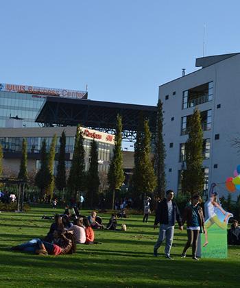 Peste 2.500 de persoane au participat la inaugurarea Iulius Parc din Cluj Napoca