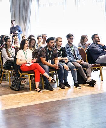 60 de elevi din regiune și din Republica Moldova au petrecut o zi în ansamblul Palas și au aflat cum este să lucrezi în companiile din United Business Center